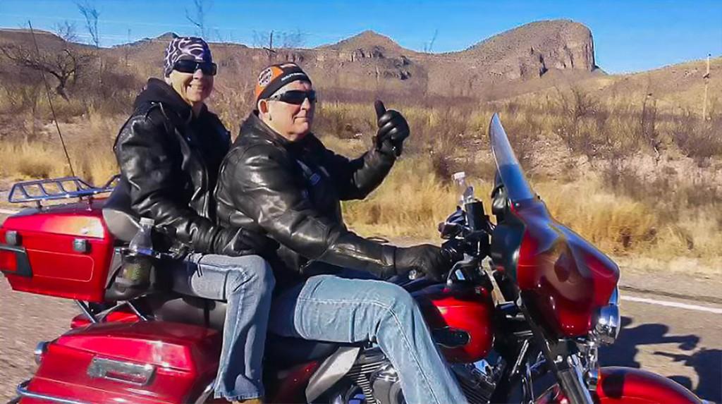 Lake Powell Chronicle   The fugitives: Blane and Susan Barksdale